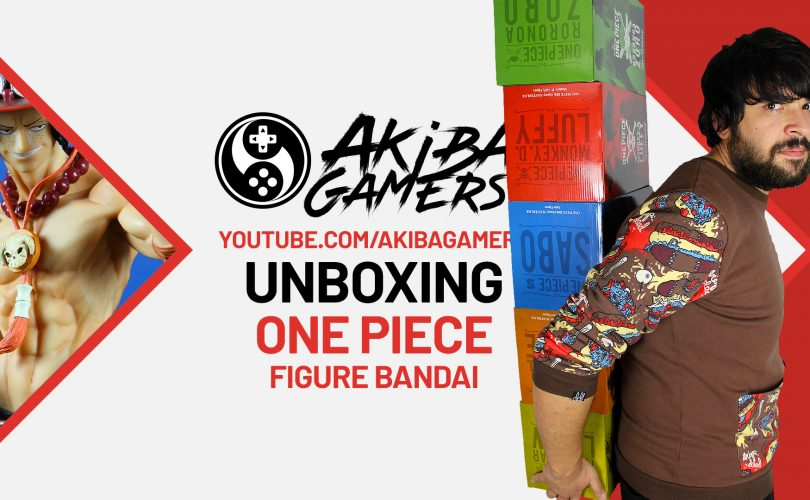 VIDEO – ONE PIECE: Unboxing delle Figure BANDAI