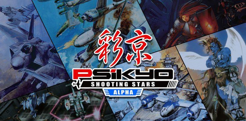 PSIKYO Shooting Stars Alpha - Recensione