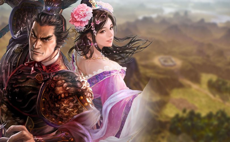 Romance of the Three Kingdoms XIV disponibile in Europa