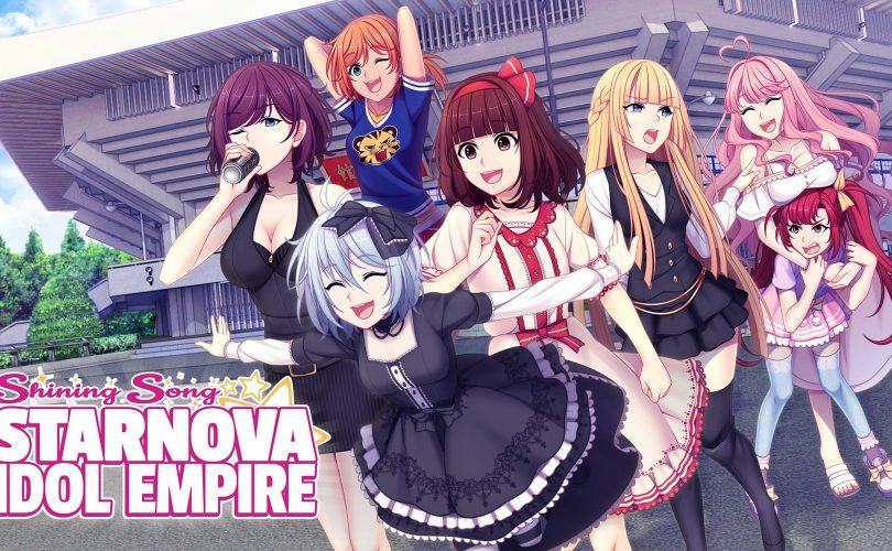Shining Song Starnova: Idol Empire è disponibile su Steam