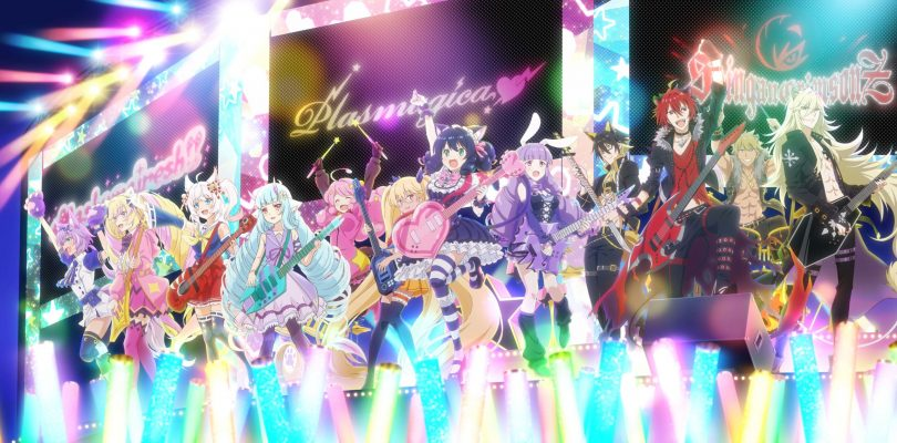 SHOW BY ROCK!! Fes A Live: mostrati alcuni video di gameplay per il mobage