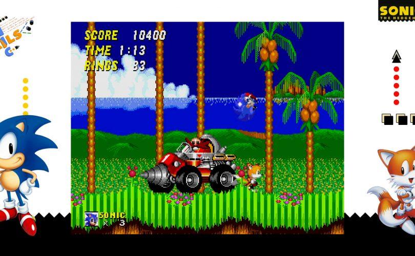 Sonic The Hedgehog 2 e Puyo Puyo 2 disponibili nella raccolta SEGA AGES