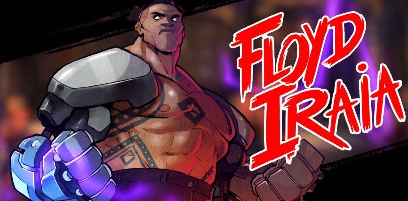 Streets of Rage 4: Floyd Iraia