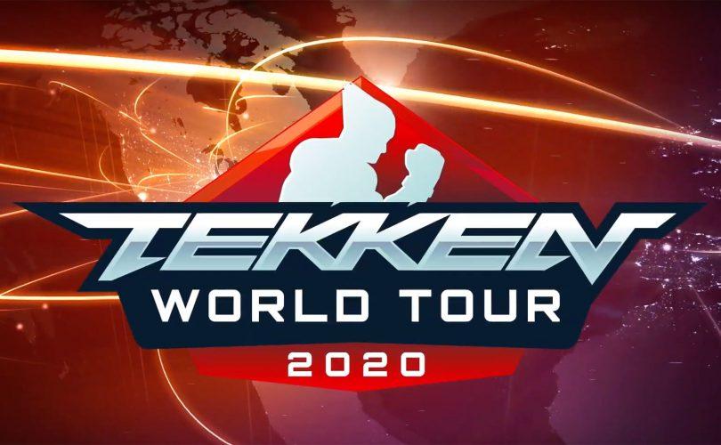 TEKKEN World Tour: annunciata l'edizione 2020