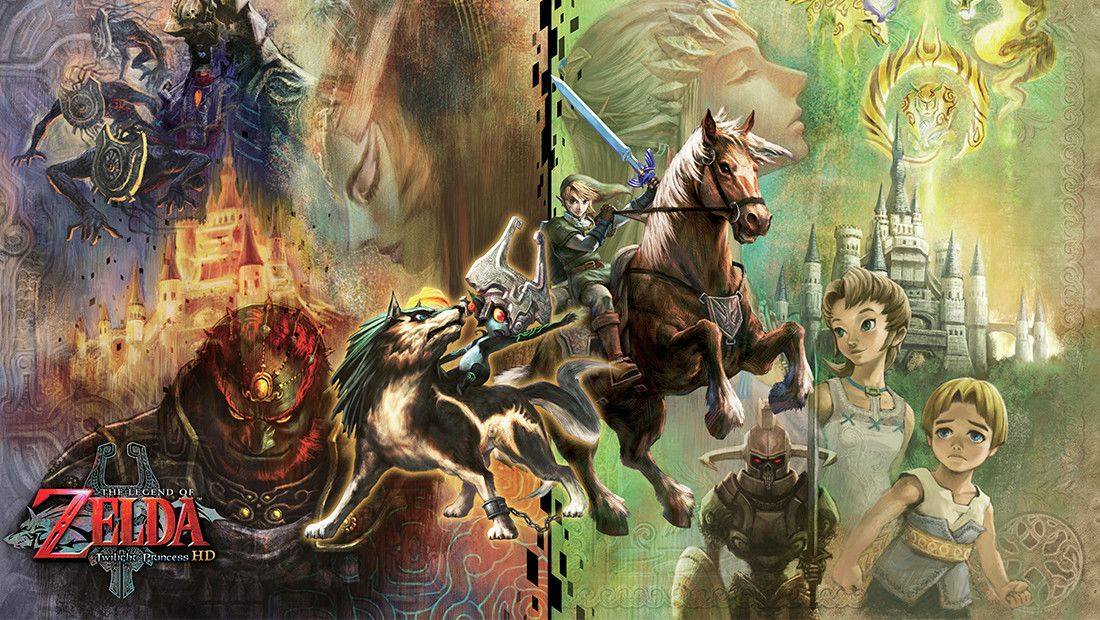 The Legend of Zelda: The Twilight Princess HD