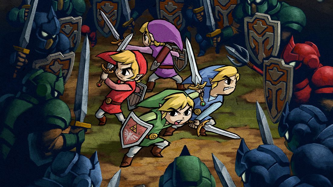 The Legend of Zelda: Four Sword Adventure