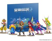 TRIALS of MANA: SQUARE ENIX presenta un set di figure da collezione