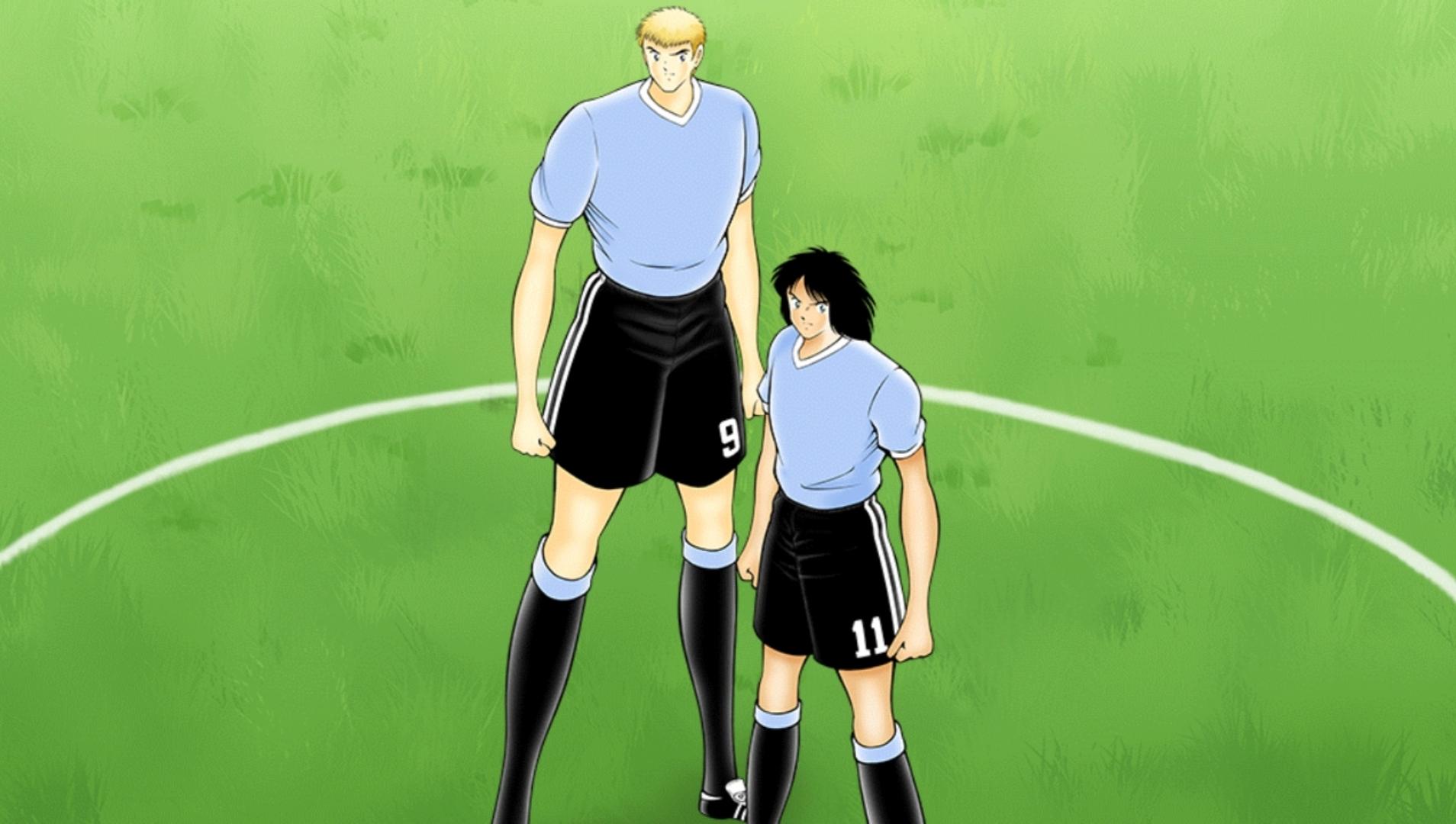 Captain Tsubasa - Nazionale Uruguay