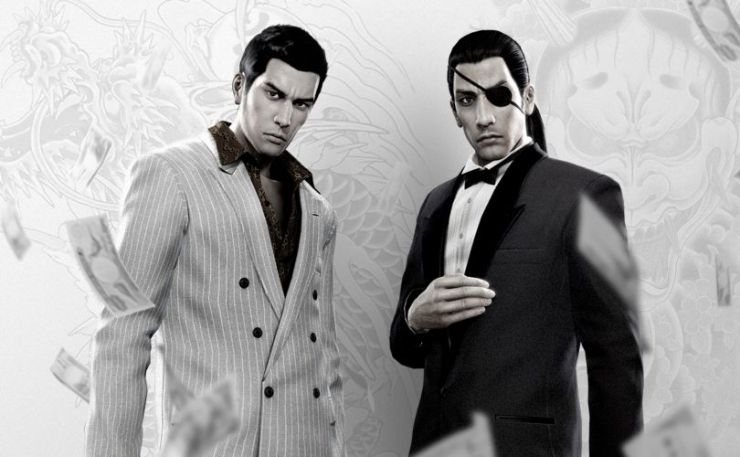 YAKUZA 0 è disponibile su Xbox One