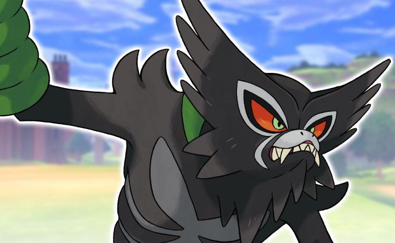Pokémon Spada e Scudo: svelato il nuovo Pokémon Zarude