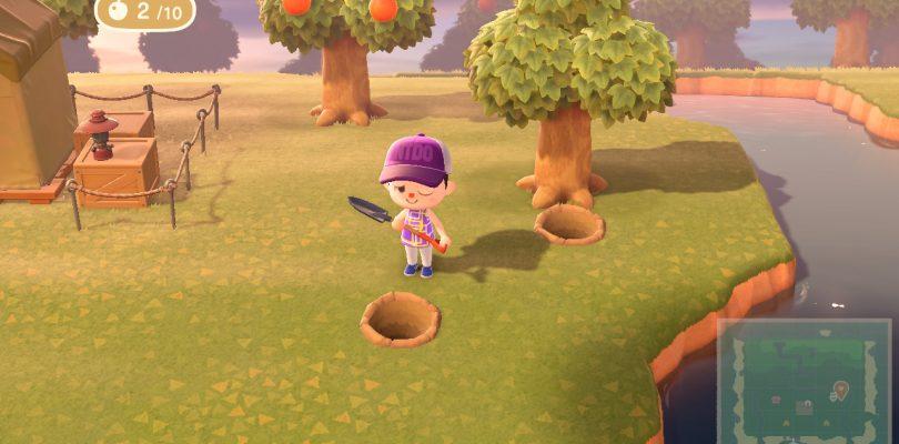 Animal Crossing: New Horizons - Guida: come ottenere la Pala