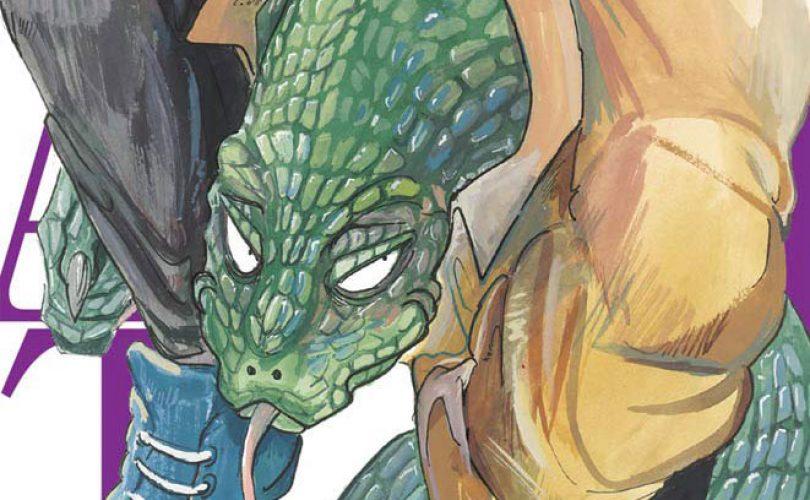 BEASTARS: con l'anime arriva il volume 13 del manga