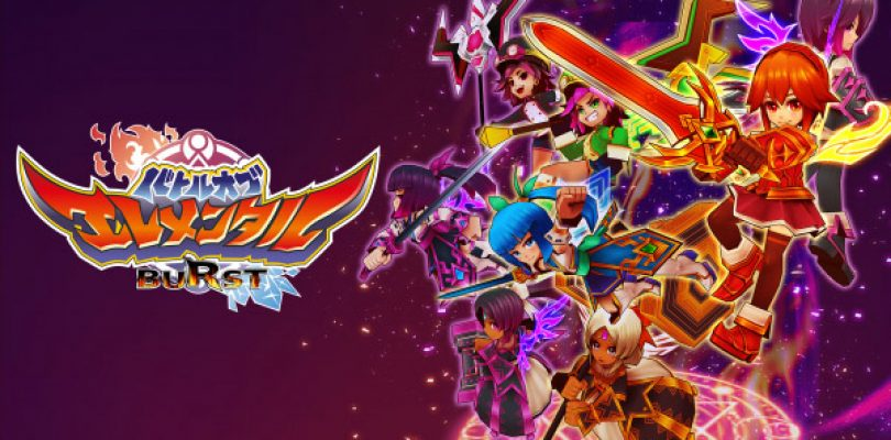 Clash of Elementalists BURST annunciato per Nintendo Switch