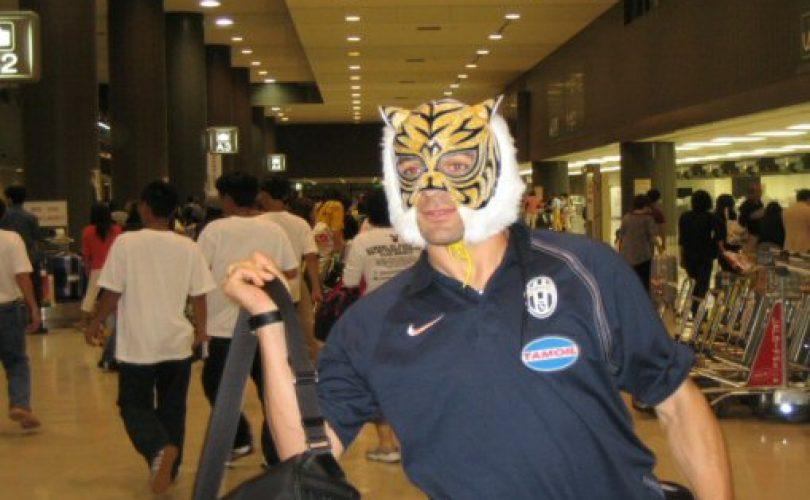 Alessandro Del Piero è un grande fan del Pro Wrestling giapponese