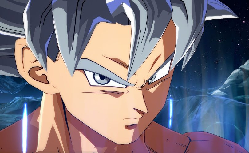 DRAGON BALL FighterZ: Goku Ultra Istinto