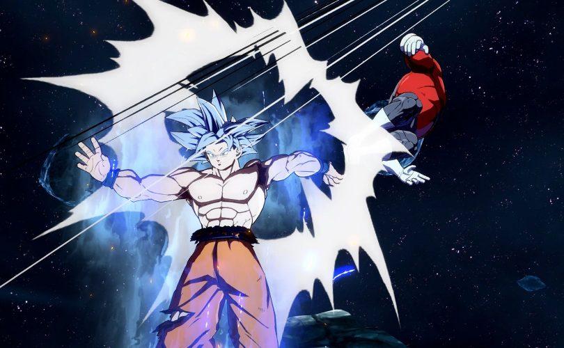 DRAGON BALL FighterZ: trailer di lancio per Goku Ultra Istinto