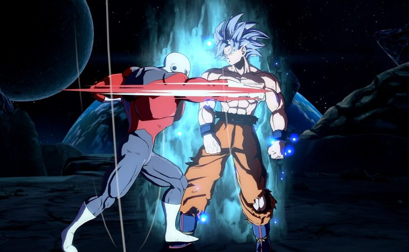 DRAGON BALL FighterZ: i pro player alle prese con Goku Ultra Istinto