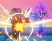 DRAGON BALL Z: KAKAROT - Teaser trailer per Goku SSJ God e Beerus