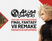 FINAL FANTASY VII REMAKE – Video Anteprima