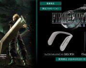 FINAL FANTASY VII REMAKE: Sony venderà un altoparlante da collo e una cover per PlayStation 4 a tema
