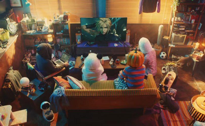 "FINAL FANTASY VII REMAKE: gli spot televisivi giapponesi ""4.10"""