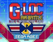 SEGA AGES: G-LOC Air Battle debutterà in Giappone questa settimana