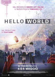 Hello World locandina