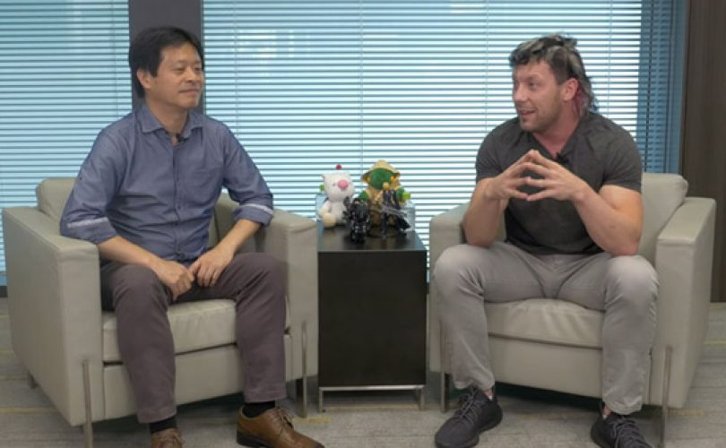 Kenny Omega intervista Yoshinori Kitase