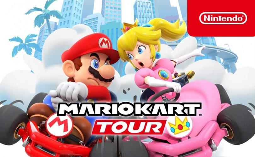Mario Kart Tour: disponibile la modalità multiplayer