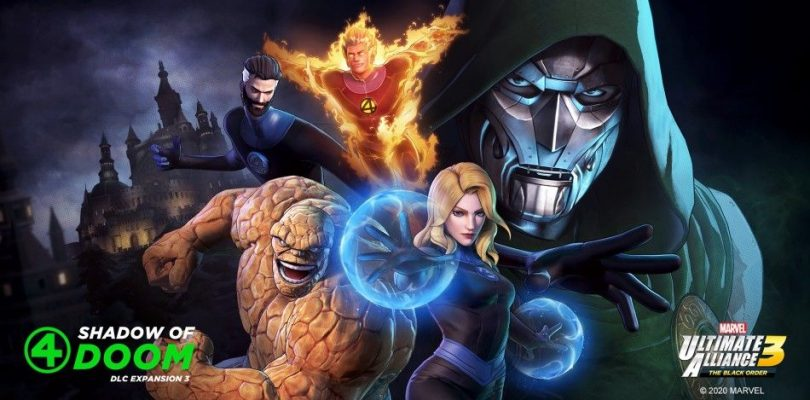 MARVEL ULTIMATE ALLIANCE 3: disponibile il DLC dei Fantastici Quattro