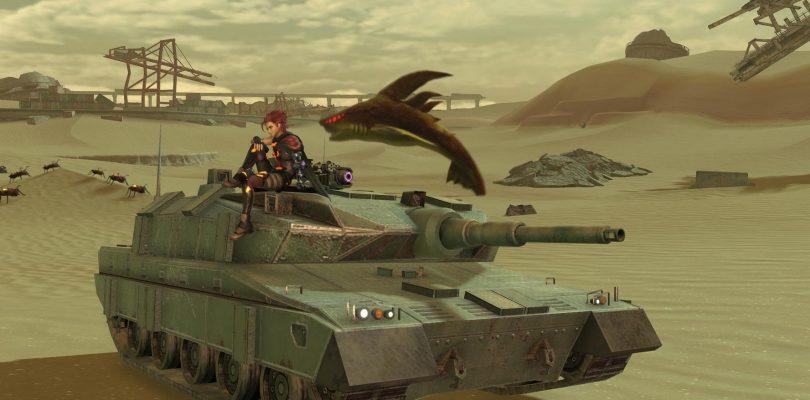 METAL MAX Xeno Reborn: nuovi dettagli da KADOKAWA GAMES