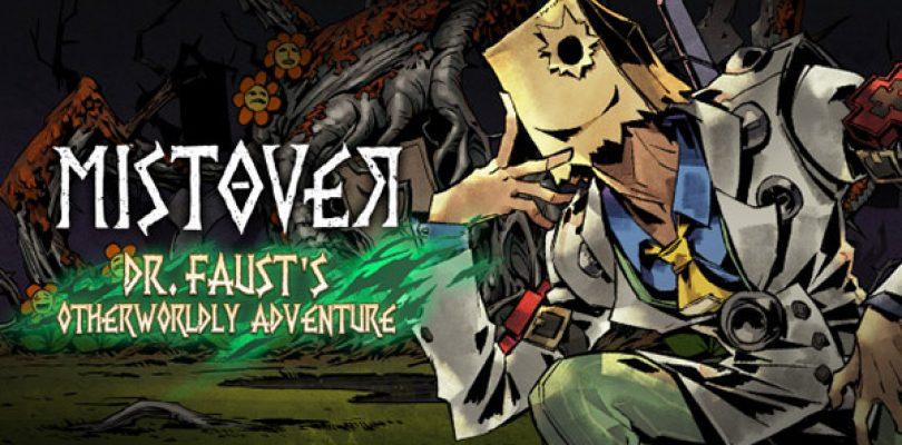 MISTOVER: disponibile il DLC crossover con GUILTY GEAR