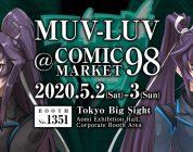 Muv-Luv: Project Immortal e Project Mikhail riceveranno nuovi dettagli durante il Comiket 98