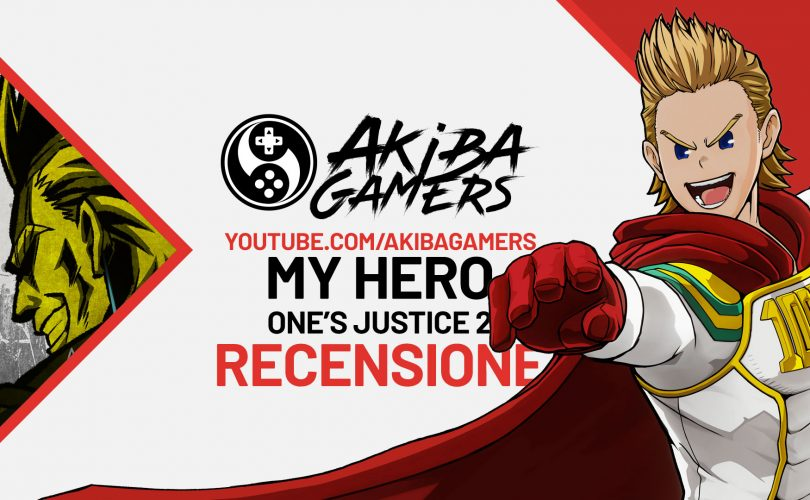VIDEO Recensione – MY HERO ONE'S JUSTICE 2