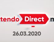 Nintendo Direct Mini
