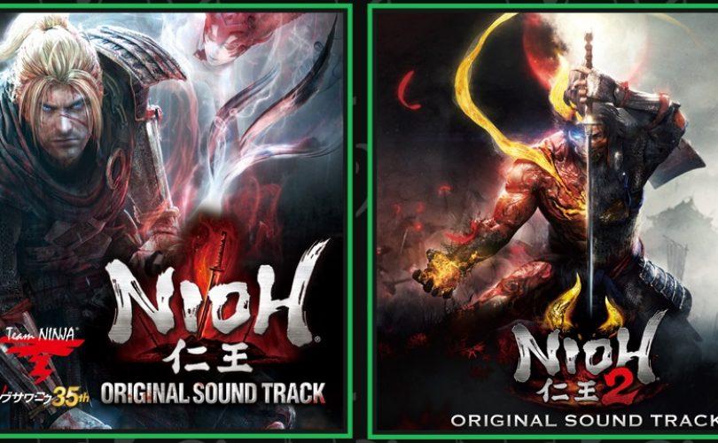Spotify accoglie le colonne sonore di Nioh e Nioh 2