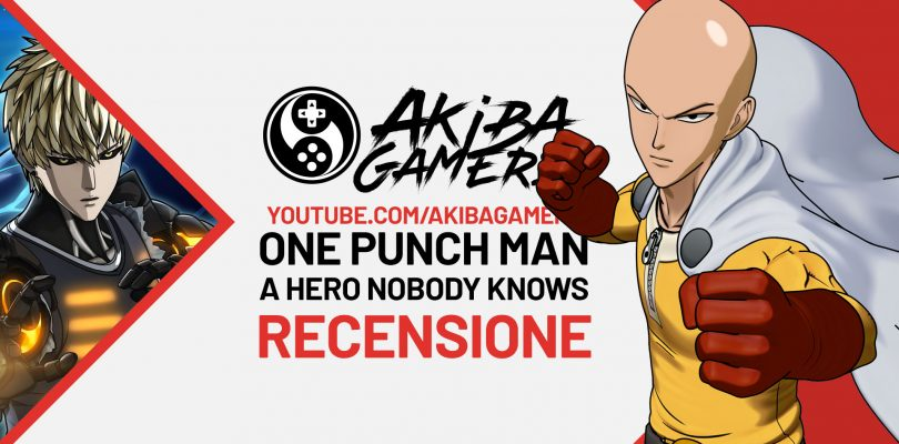 VIDEO Recensione – ONE PUNCH MAN: A HERO NOBODY KNOWS