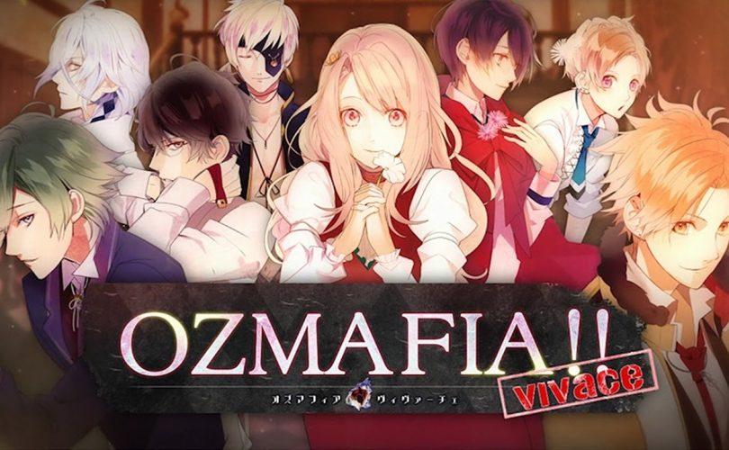 OZMAFIA!! Vivace debutterà su Nintendo Switch in Giappone a luglio