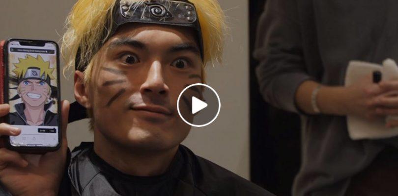 Giappone: ecco il parrucchiere che vi trasforma nei vostri eroi preferiti