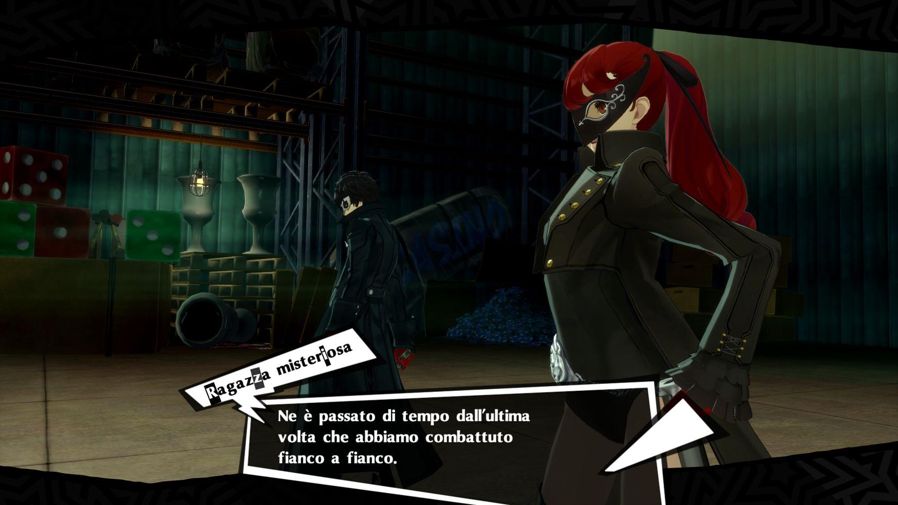 Kasumi, Persona 5 Royal