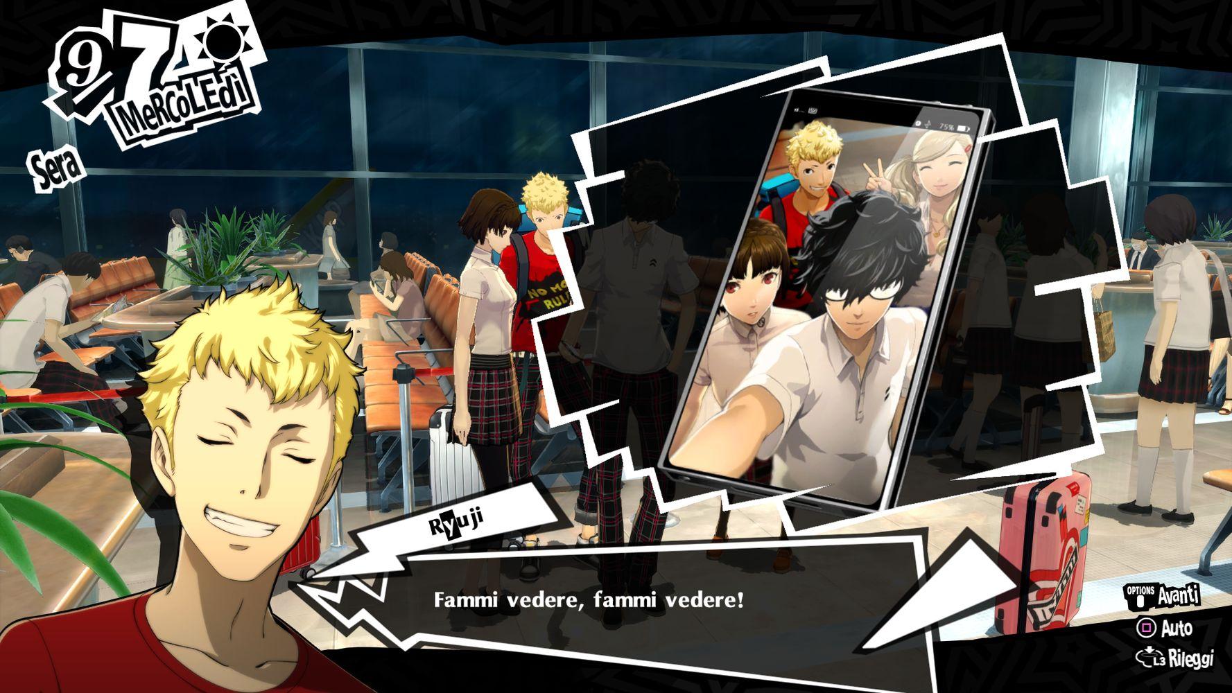 Ryuji, Persona 5 Royal