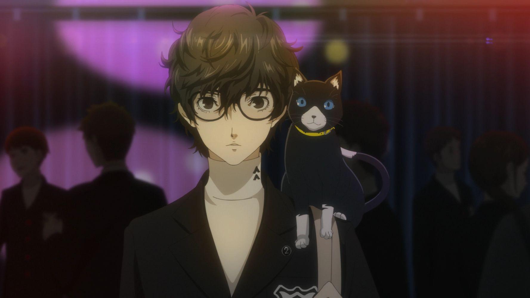 Protagonista e Morgana, Persona 5 Royal