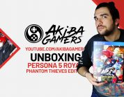 VIDEO – Persona 5 Royal: Phantom Thieves Edition UNBOXING