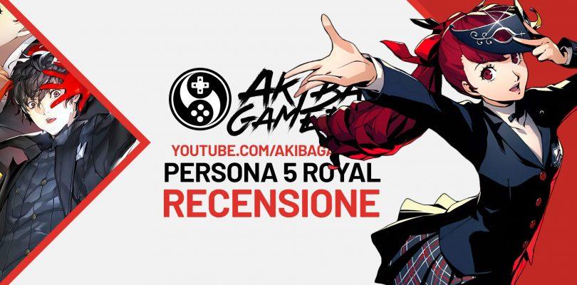 VIDEO Recensione – Persona 5 Royal