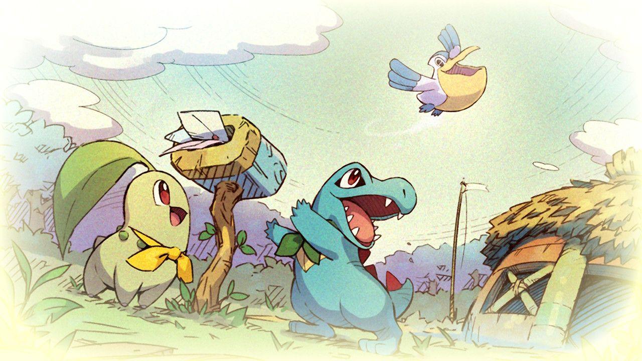 Pokémon Mystery Dungeon: Squadra di Soccorso DX