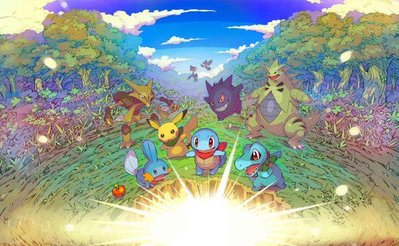Pokémon Mystery Dungeon: Squadra di Soccorso DX - Recensione