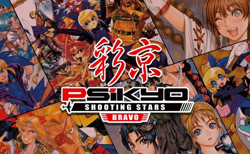 PSIKYO Shooting Stars Bravo - Recensione