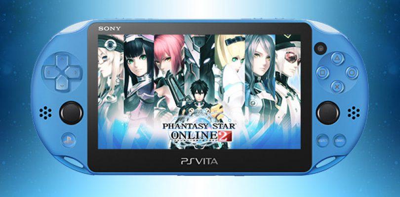 Phantasy Star Online 2 su PS Vita chiuderà i battenti quest'estate