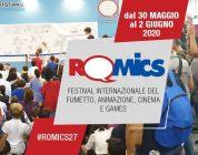 Salta anche il Romics: posticipata l'edizione primaverile