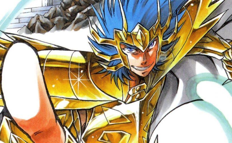 Saint Seiya: The Lost Canvas – Annunciato un capitolo speciale del manga